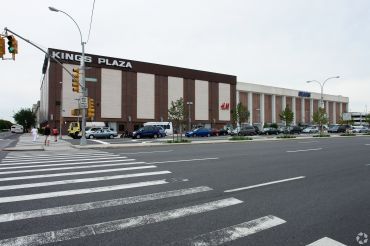 Kings Plaza Shopping Center is one of the malls where PETA will run PSAs about leaving pets in hot cars.