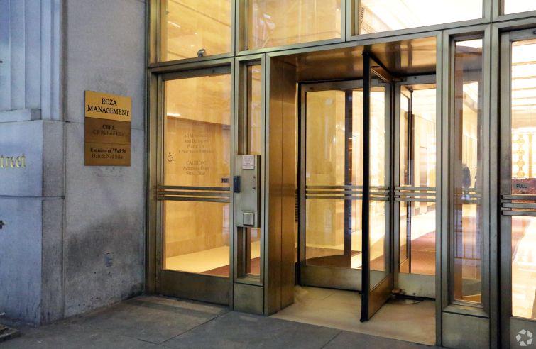 14 Wall Street.
