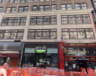 240-246 West 35th Street.