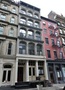 41 White Street.