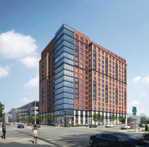 A rendering of 42 Broad Street West.