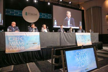 CREFC's CRE CLO Panelists.
