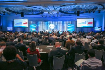 The Commercial Real Estate Finance Council's  2018 conference in Miami Beach, FL.