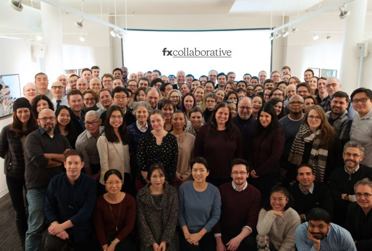 The employees FXCollaborative.