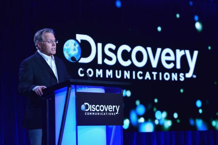David Zaslav, CEO of Discovery Communications.