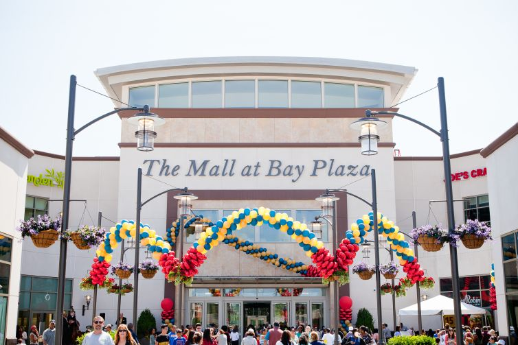 The Mall at Bay Plaza at 200 Baychester Avenue, in the Baychester area of the Bronx.