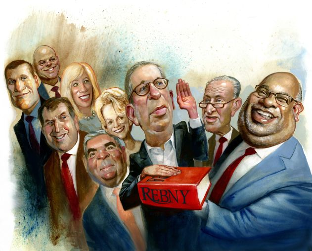 REBNY's annual gala will be held on Thursday, Jan. 18.