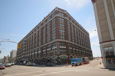 The Center Building at 33-00 Northern Blvd. in Long Island City, Queens.