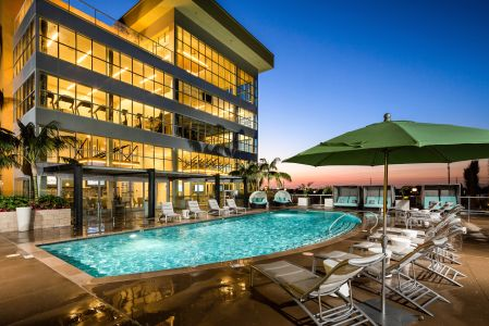 Vive on the Park at 8725 Ariva Court in San Diego.