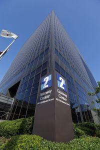 2 Gateway Center in Newark. (Aaron Houston NJBIZ)