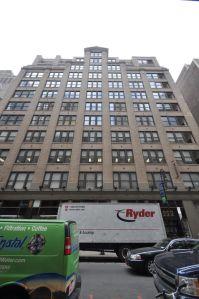 218 West 40th Street.