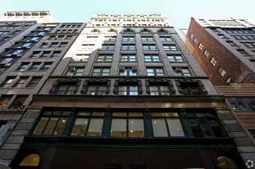 WeWork is taking over the office section of the building at 18 West 18th Street.