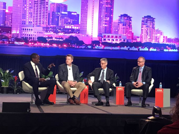 The Capital Source Convergence panelists.
