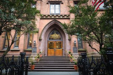 The Packer Collegiate Institute.