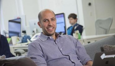 Reonomy co-founder and CEO Richard Sarkis.