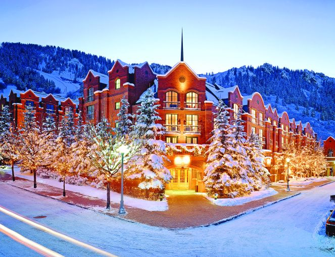 The St. Regis in Aspen, Colo.