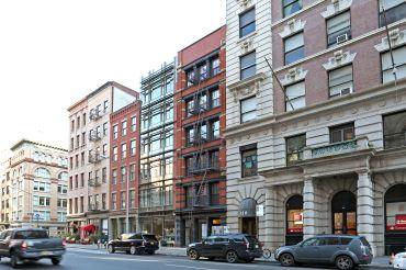 112 Hudson Street.