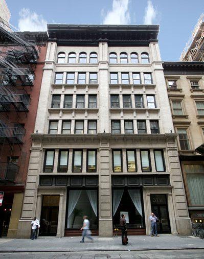 33 West 19th Street.