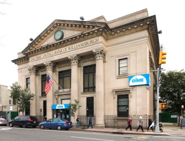 Dime Savings Bank of Williamsburgh.