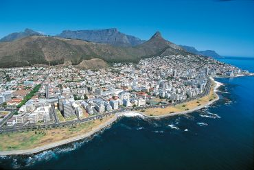 Cape Town, South Africa. Though they're not gateway cities, South Africa's biggest metro areas have offered some of the best global returns.