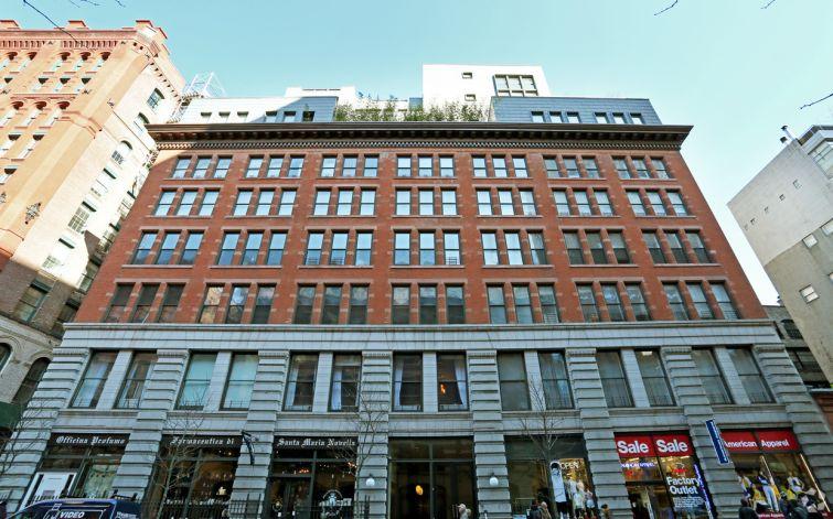 285 Lafayette Street.