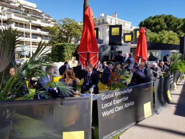 Investors hobnob at MIPIM.