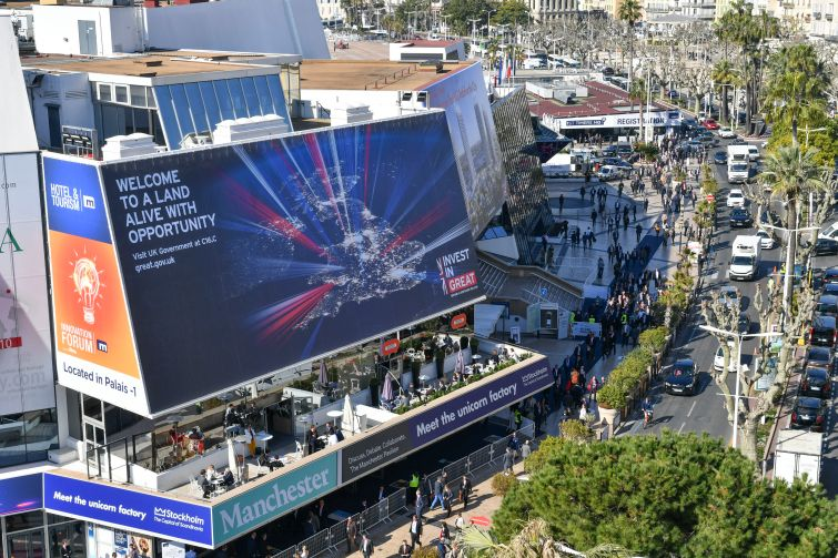 More than 24,000 people are expected to descend on  Cannes for MIPIM, which is held at the Palais des Festivals.