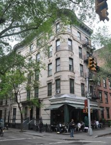 A landmark rent-regulation case revolved around one apartment in this West Village building.