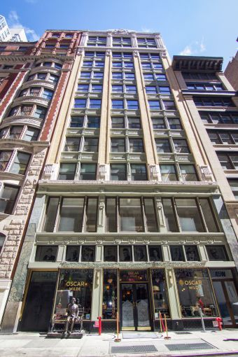 45 West 27th Street.