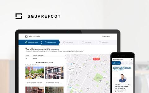 SquareFoot's platform.