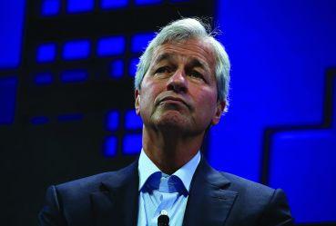 JPMorgan Chase Chairman and CEO Jamie Dimon.