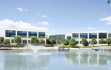 The Morristown, N.J. office park.