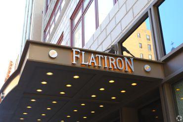 The Flatiron Hotel.