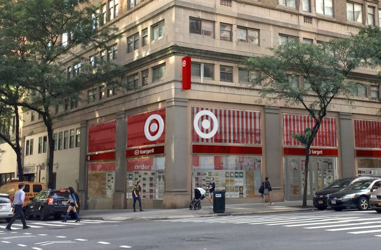 A rendering of Target at 1201 Third Avenue.