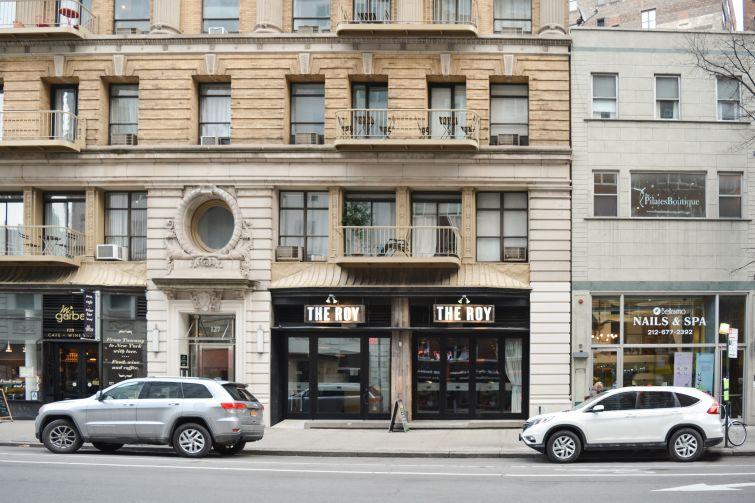 127 Fourth Avenue.