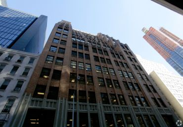The Albano Building at 305 East 46th Street.