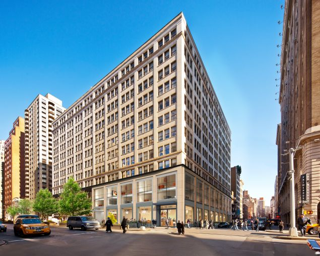 387 Park Avenue South.