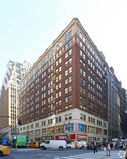 500 Eighth Avenue.