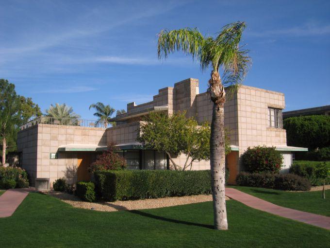 The Arizona Biltmore Hotel.
