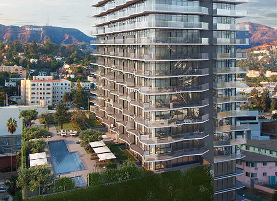Related Companies' Argyle House project will use Hello Alfred.