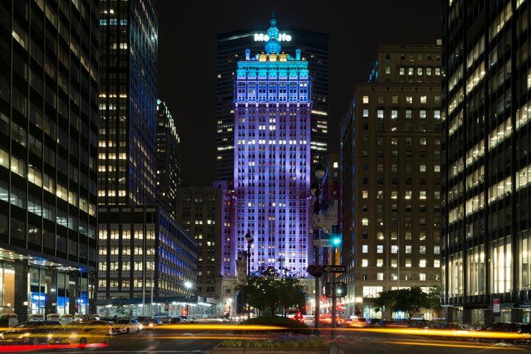 Helmsley Building at 230 Park Avenue.