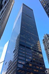DBRS' New York office at 140 Broadway.