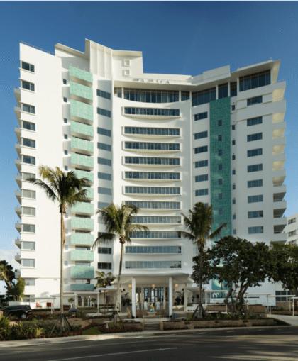 The Faena Hotel.