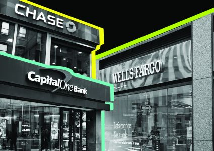 As cash becomes less necessary, New York City's bank branches are going back to the drawing board.