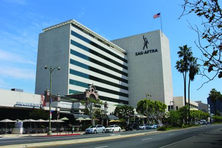 Los Angeles' SAG-AFTRA Plaza