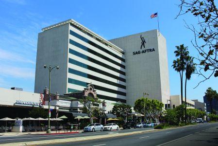 Los Angeles' SAG-AFTRA Plaza