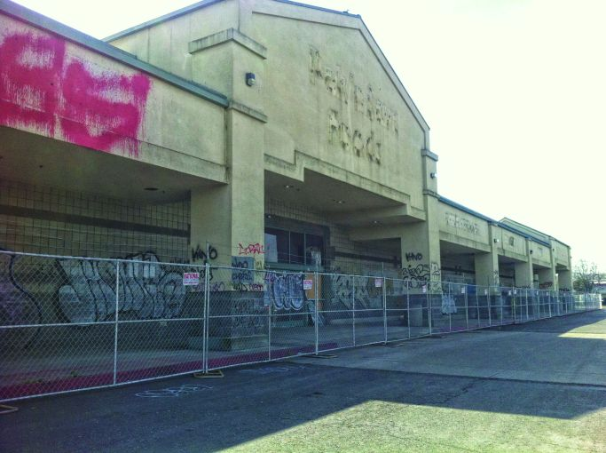 While its CMBS special servicer stalled, Oakland's Coliseum Center languished in disrepair.