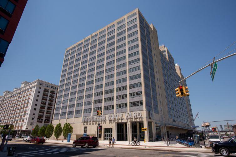 Building 77 in the Brooklyn Navy Yard.