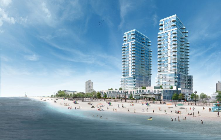 A rendering of 3514 Surf Avenue.