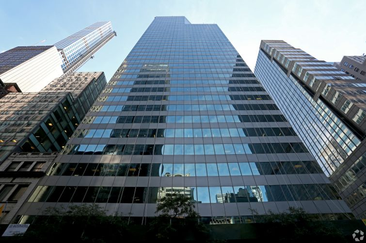 535 Madison Avenue.